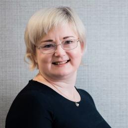 An image of Larisa McMullan - Customs Analyst