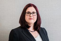 An image of Monica Ryder - Head of Customs